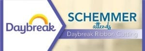 Daybreak Ribbon Cutting