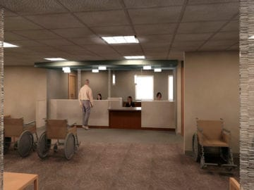 Nebraska Medicine – Neurological Sciences Department Level 6 Renovation