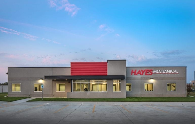 Schemmer Project, Hayes Mechanical Completed | Schemmer