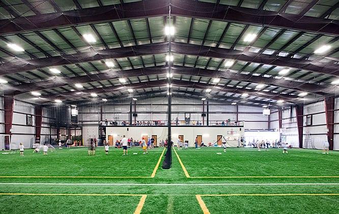 Gretna Indoor Soccer Complex Schemmer