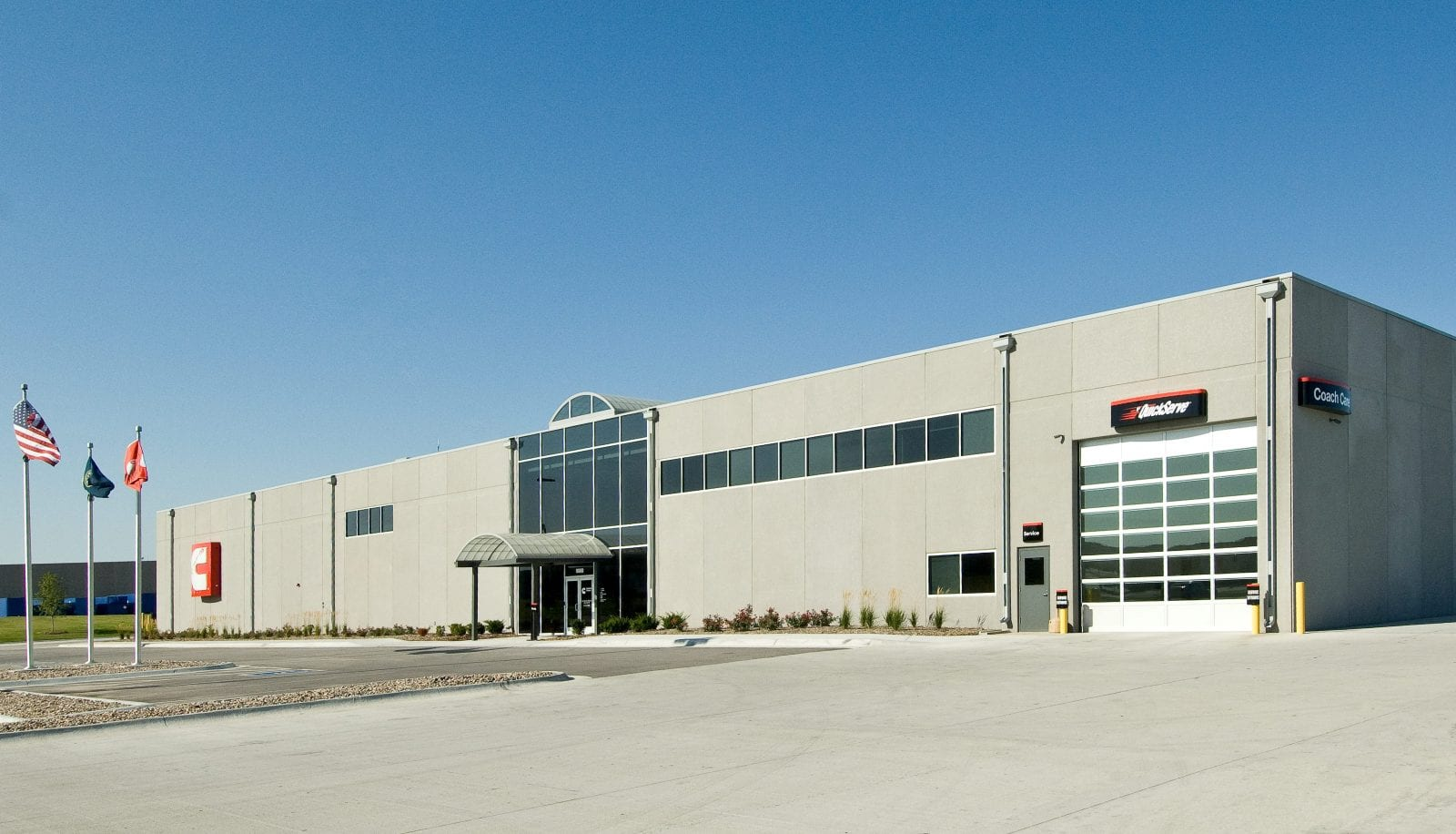 Cummins Central Power Omaha Headquarters | Schemmer