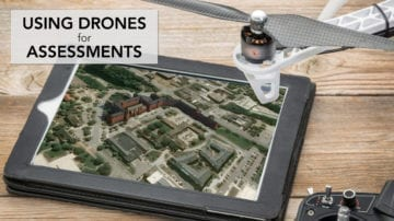 Using Drone Technology for Building Assessments