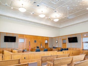 Court Room Engineering BIM Schemmer