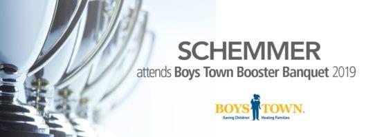 Boys Town Booster Banquet 2019 Schemmer Omaha
