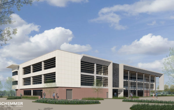 SDL-V, Three-Story Commercial Office Building