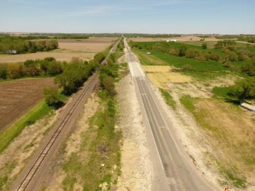 Schemmer Nebraska Highway 79 Agnew North and South Project