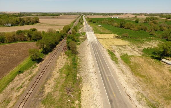 Nebraska Highway 79, Agnew North and South