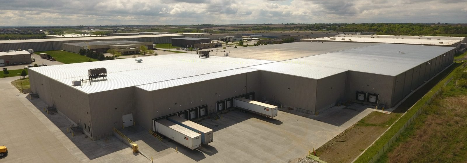 Ford Storage Warehouse