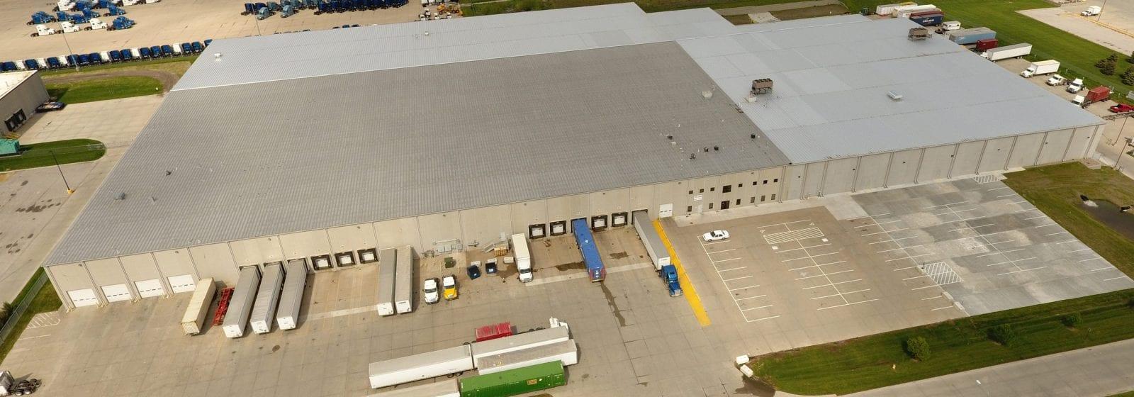 Ford Storage Warehouse | Schemmer | Omaha Structural Engineering