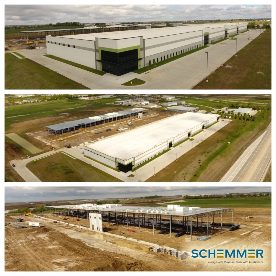 R & R Realty Warehouses Schemmer Omaha, Lincoln, & Des Moines