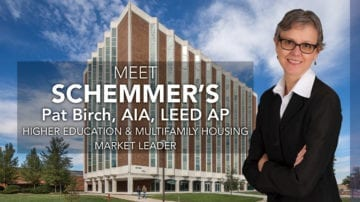 Meet Pat Birch, AIA, LEED AP, Architect