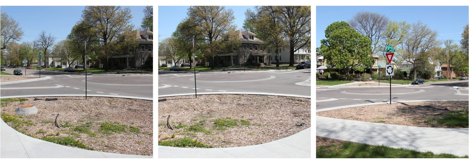 11th Street Streetscape Roundabout Lincoln Transportation Engineering