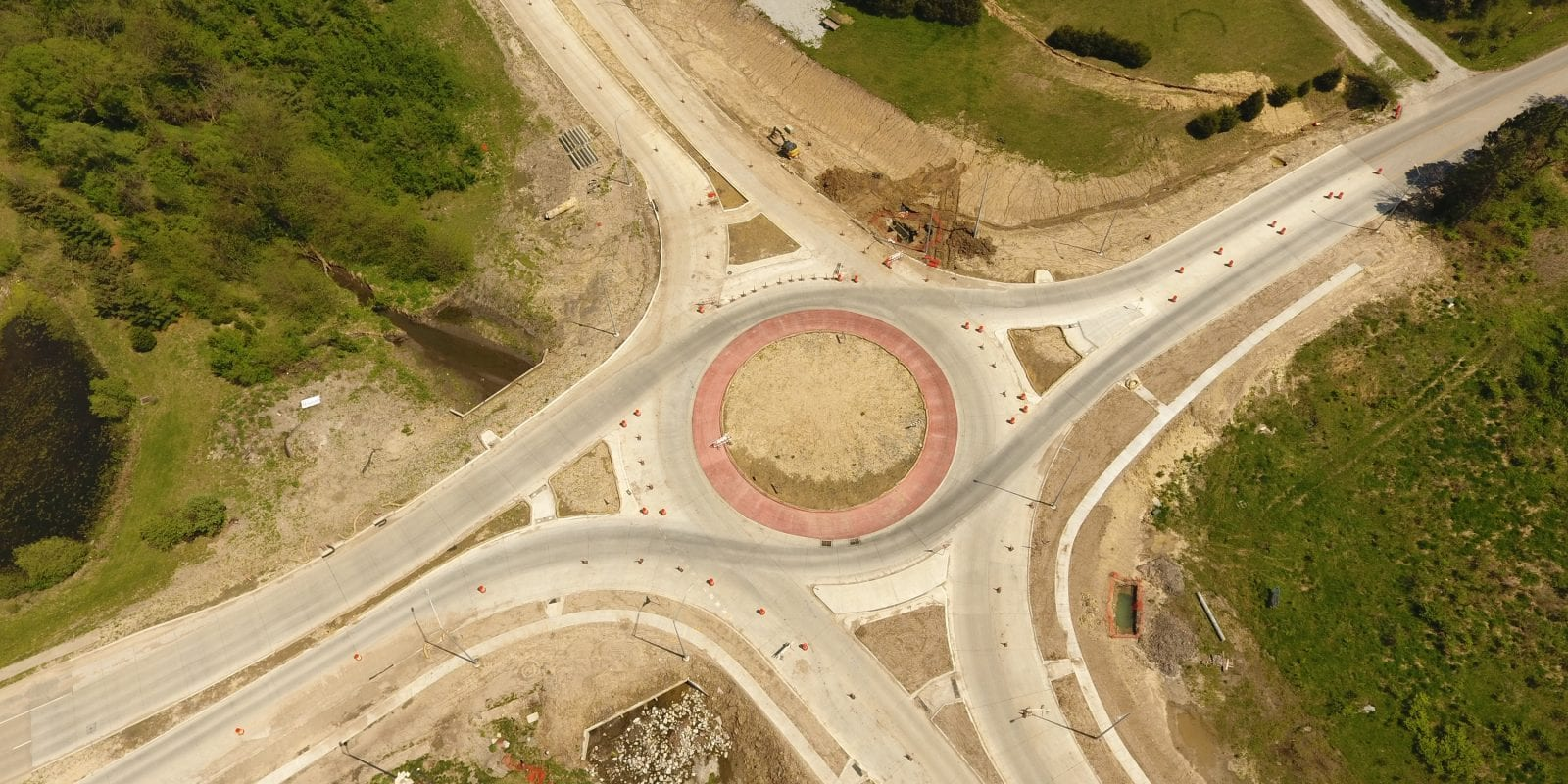 Pine Lake Road 61st and Highway 2 | Schemmer Knows Roundabouts Transportation Engineering Consultants