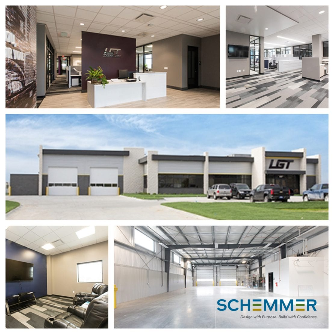 Truck Sales and Service Facilities Architectural Engineering Consultants