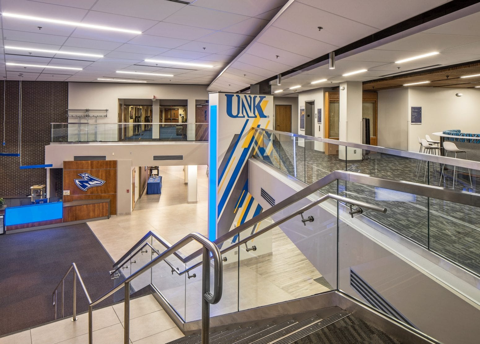 Schemmer University of Nebraska Kearney Student Union Project