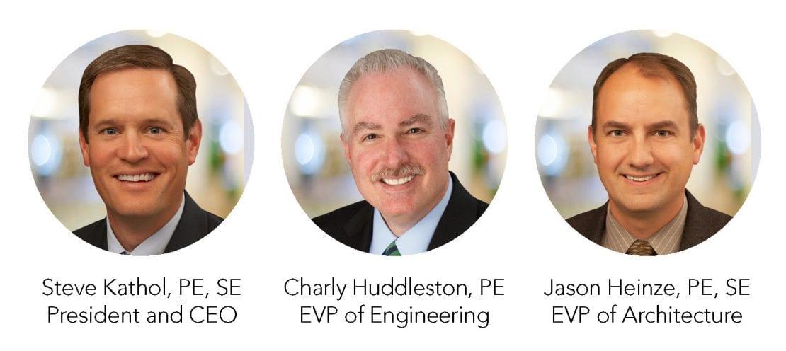 Schemmer's Steve Kathol, Charly Huddleston and Jason Heinze featured in Midlands Business Journal