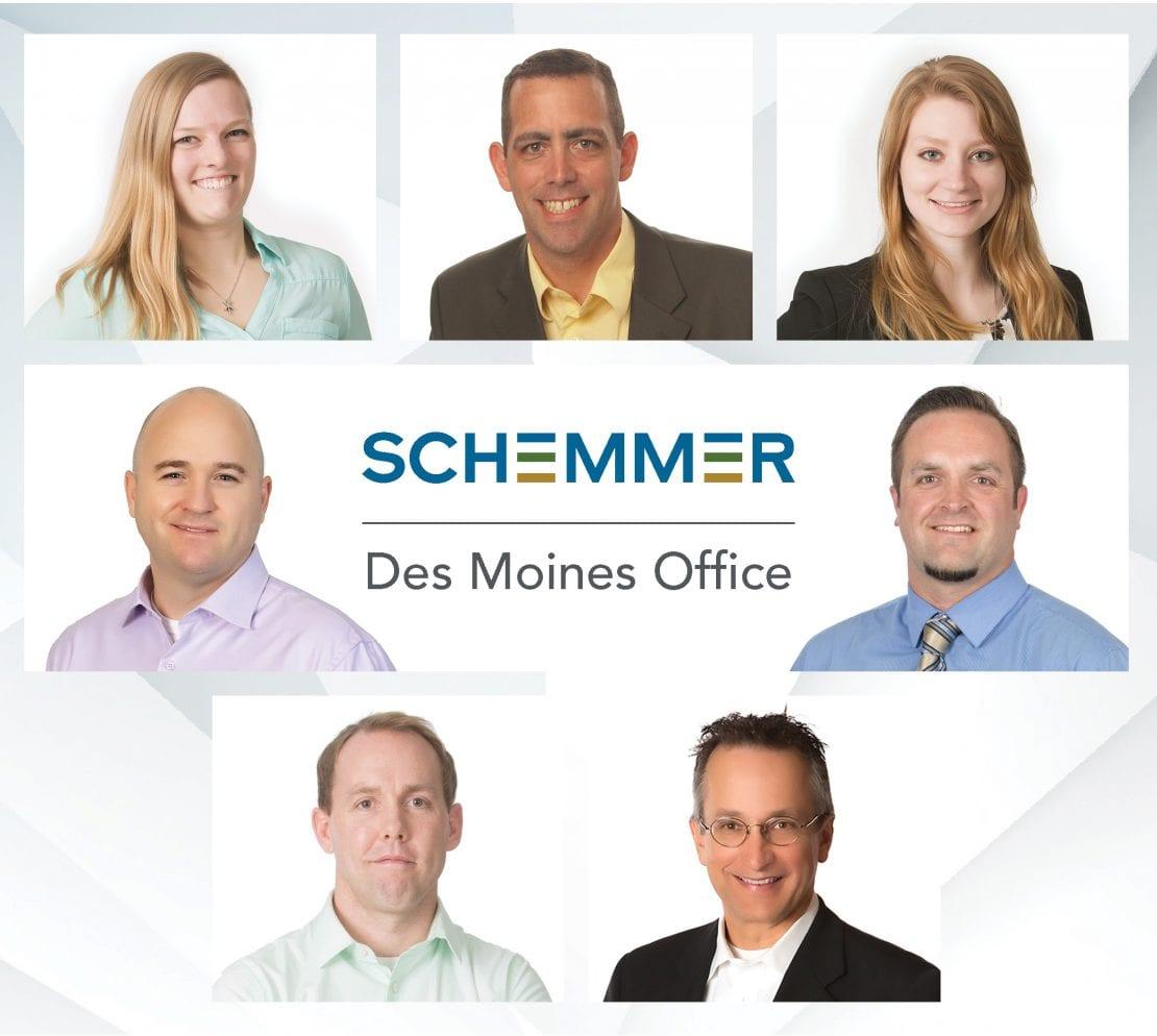 Schemmer Des Moines Office Staff