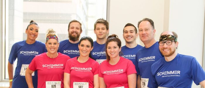 Schemmer Trek Up The Tower 2019