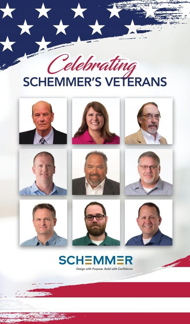 Schemmer Veteran's Day 2019 Celebration