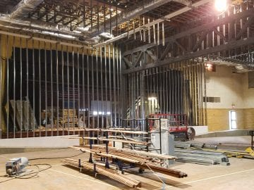 Fremont City Auditorium Renovation Project