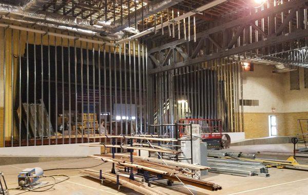 Fremont City Auditorium Renovation