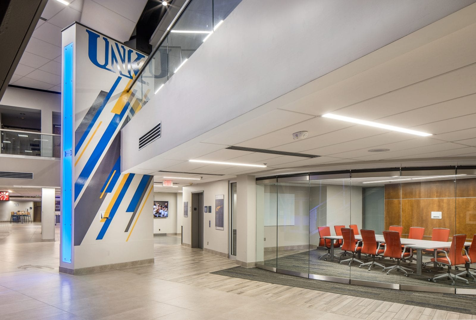 UNK Nebraskan Student Union