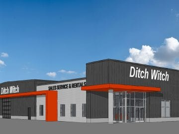 Ditch Witch Office and Facility