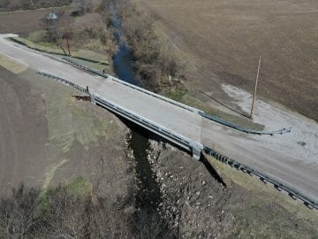 Dutch Hall Road Replacement Bridge 462 over Rawhide Creek