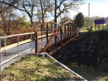 Steinhart Park Trail