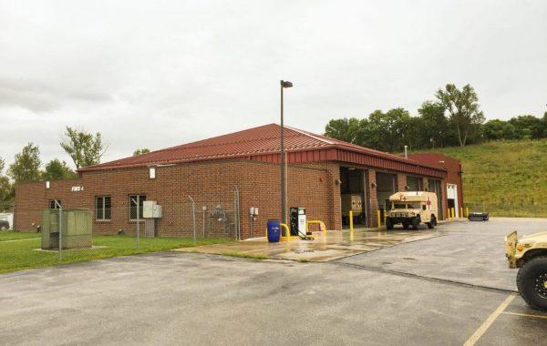 Iowa National Guard Maintenance Facility