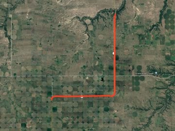 N-11 Atkinson To Brush Creek