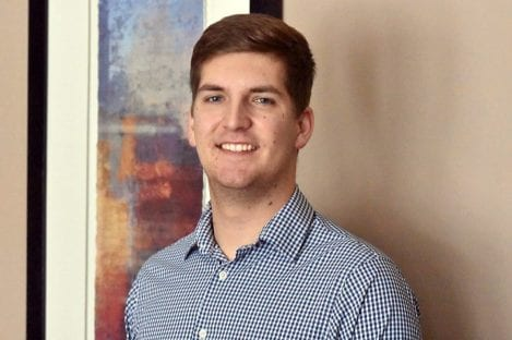 Nate Schmidt, Structural Intern, Participates in AEI Interdisciplinary Student Design Competition