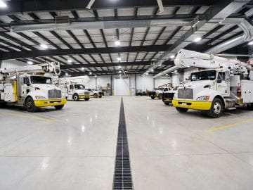 Southern Power District Funk Service Center Facility