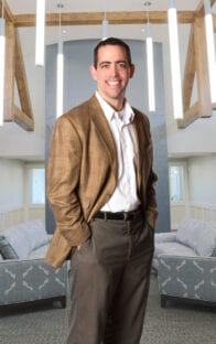 Schemmer's Shane Larsen, AIA, NCARB, Featured in Midlands Business Journal