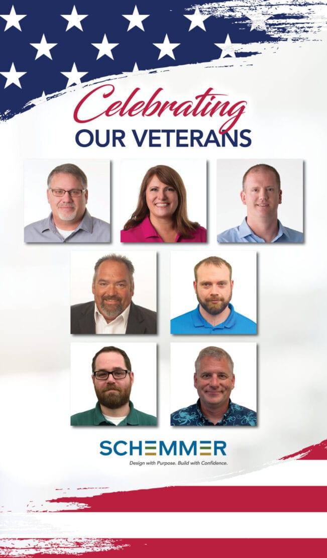 Schemmer Celebrates Veterans Day