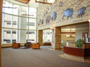 Schemmer_Sanford Surgical Center Lobby