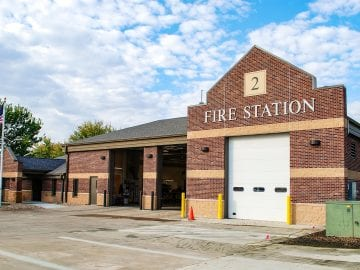 Sioux Falls Fire Station #2