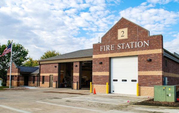 Sioux Falls Fire Station No. 2