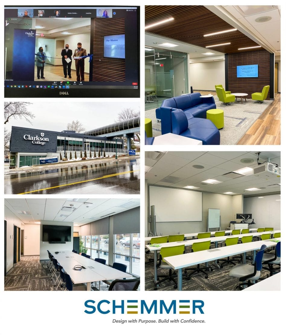 Clarkson Commons Schemmer Project