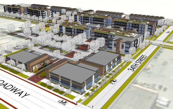 34th Street and 1st Avenue Development