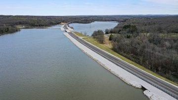 ODOT SH-10 Over Little Green Leaf Creek Bridge Replacement, Schemmer