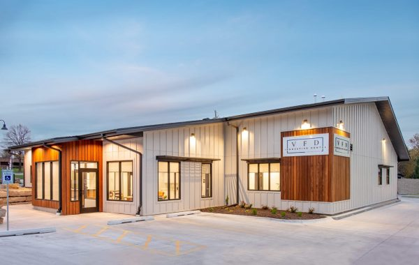 Vacek Family Dentistry Office Renovation and Addition