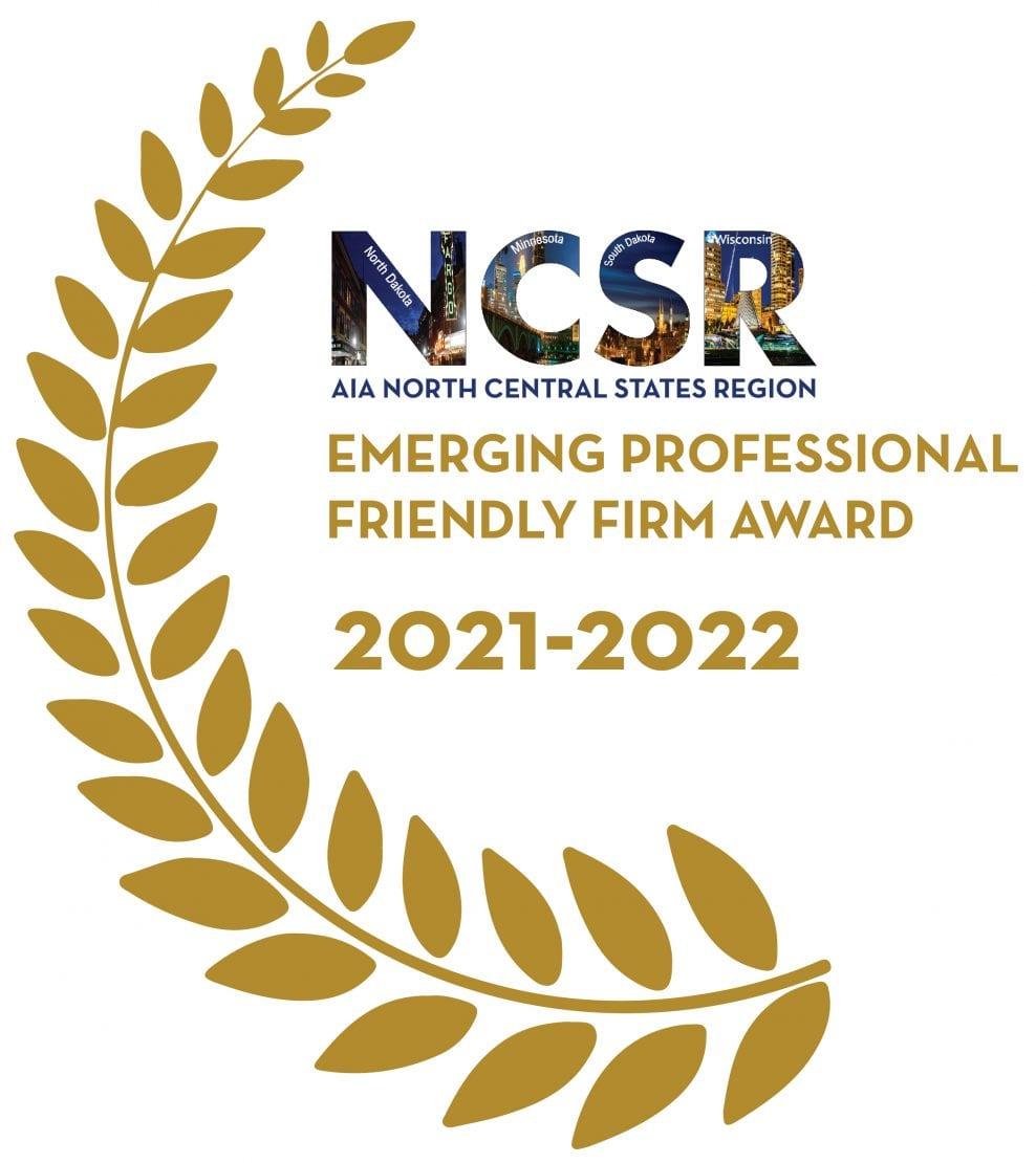 Schemmer Wins AIA NCSR Emerging Professional Friendly Firm Award