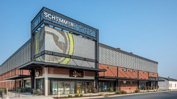 Schemmer - New Lincoln Office
