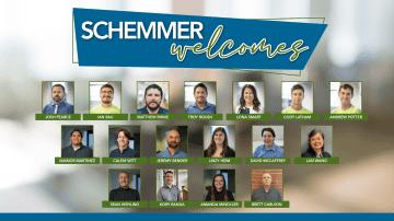 Schemmer recent hires